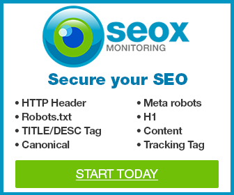 SEOSoftware Oseox Monitoring